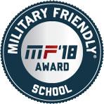 Military Friendly School Award Badge