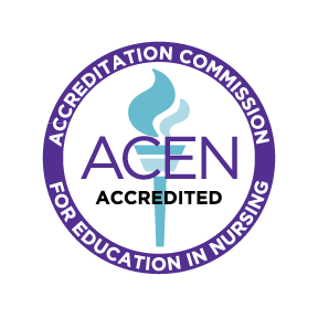 Accreditation Commission for Education in Nursing. A C E N Accredited