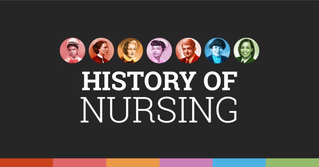 History of Nursing - Nursing Pioneers - FB - CU Online