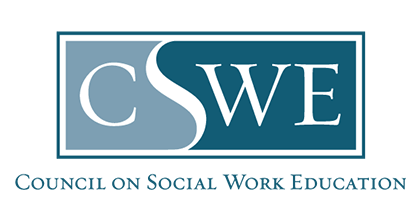 Council on Social Work Education logo