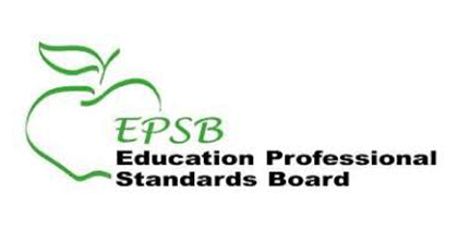 Education Professional Standards Board logo