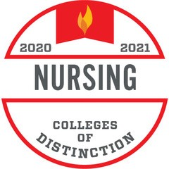 Colleges of Distinction Nursing 2020-2021