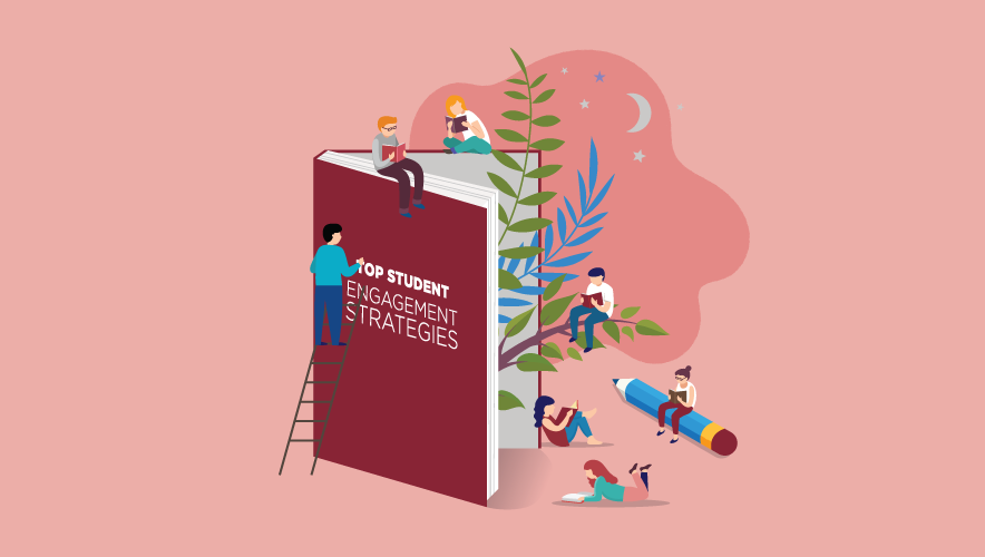 Top student engagement strategies