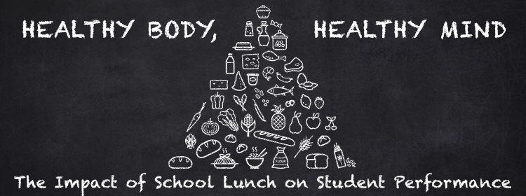 Healthy Body Healthy Mind The Impact Of School Lunch On Student  Health Body Healthy Mind The Impact Of School Lunch On Student  Performance  Header